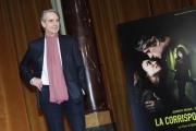 Foto/IPP/Gioia Botteghi 11/01/2016 Roma presentazione del film LA CORRISPONDENZA, nella foto: Jeremy Irons