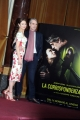 Foto/IPP/Gioia Botteghi 11/01/2016 Roma presentazione del film LA CORRISPONDENZA, nella foto: Olga Kurylenko, Jeremy Irons