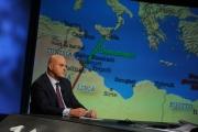 Foto/IPP/Gioia Botteghi 17/01/2016 Roma Annunziata intervista Claudio De Scalzi anninistratore delegato ENI