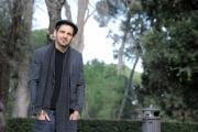 Foto/IPP/Gioia Botteghi 19/01/2016 Roma presentazione del film  IL FIGLIO DI SAUL, nella foto: Géza Röhrig