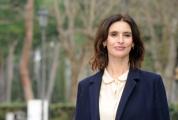 Foto/IPP/Gioia Botteghi 27/01/2016 Roma presentazione della fiction di raiuno LUISA SPAGNOLI, nella foto: Simonetta Solder