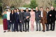 Foto/IPP/Gioia Botteghi 27/01/2016 Roma presentazione della fiction di raiuno LUISA SPAGNOLI, nella foto: cast