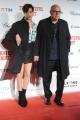 Foto/IPP/Gioia Botteghi 28/01/2016 Roma red carpet del film The Hateful Eight, nella foto: Virzì e Ramazzotti