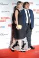 Foto/IPP/Gioia Botteghi 28/01/2016 Roma red carpet del film The Hateful Eight, nella foto: Marco Belardi Caterina Shulha