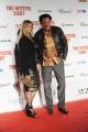 Foto/IPP/Gioia Botteghi 28/01/2016 Roma presentazione del film The Hateful Eight, nella foto: MICHAEL MADSEN con signora