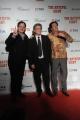 Foto/IPP/Gioia Botteghi 28/01/2016 Roma presentazione del film The Hateful Eight, nella foto: il regista QUENTIN TARANTINO,gli interpreti KURT RUSSELL, MICHAEL MADSEN