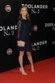 Foto/IPP/Gioia Botteghi 30/01/2016 Roma red carpet del film Fan-Tastic Zoolander Night , nella foto : Christine Taylor