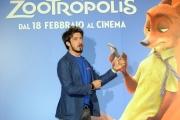 Foto/IPP/Gioia Botteghi 01/02/2016 Roma presentazione del film Zootropolis, nella foto:  Paolo Ruffini
