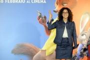 Foto/IPP/Gioia Botteghi 01/02/2016 Roma presentazione del film Zootropolis, nella foto:  Teresa Mannino