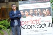 Foto/IPP/Gioia Botteghi 02/02/2016 Roma presentazione del film perfetti sconosciuti, nella foto:   PAOLO GENOVESE