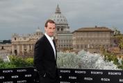 Foto/IPP/Gioia Botteghi 03/02/2016 Roma presentazione del film  Risen_Risorto, nella foto :  Joseph Fiennes
