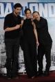 Foto/IPP/Gioia Botteghi 15/02/2016 Roma presentazione del film Onda su onda, nella foto: ROCCO PAPALEO, ALESSANDRO GASSMANN, LUZ CIPRIOTA