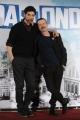 Foto/IPP/Gioia Botteghi 15/02/2016 Roma presentazione del film Onda su onda, nella foto:  ALESSANDRO GASSMANN, ROCCO PAPALEO