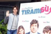 Foto/IPP/Gioia Botteghi 22/02/2016 Roma presentazione del film TIRAMI SU', nella foto:  Angelo Duro