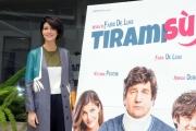 Foto/IPP/Gioia Botteghi 22/02/2016 Roma presentazione del film TIRAMI SU', nella foto: Giulia Bevilacqua