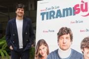 Foto/IPP/Gioia Botteghi 22/02/2016 Roma presentazione del film TIRAMI SU', nella foto: Fabio De Luigi