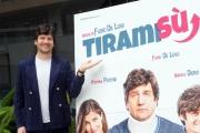 Foto/IPP/Gioia Botteghi 22/02/2016 Roma presentazione del film TIRAMI SU', nella foto: Fabio De Luigi, Vittoria Puccini