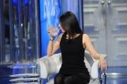 Foto/IPP/Gioia Botteghi 01/03/2016 Roma porta a porta ospite Virginia Raggi candidata per i 5 stelle a sindaco di Roma