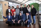 Foto/IPP/Gioia Botteghi 03/03/2016 PHOTOCALL FILM FOREVER YOUNG il cast