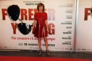 Foto/IPP/Gioia Botteghi 07/03/2016premier del film Forever Young, nella foto :  Silvia Grilli