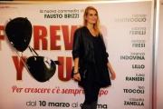 Foto/IPP/Gioia Botteghi 07/03/2016premier del film Forever Young, nella foto :  Claudia Zanella ( ha partorito 2 giorni fa)