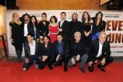 Foto/IPP/Gioia Botteghi 07/03/2016premier del film Forever Young, nella foto : il cast