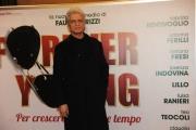 Foto/IPP/Gioia Botteghi 07/03/2016premier del film Forever Young, nella foto : Fabrizio Bentivoglio