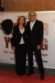 Foto/IPP/Gioia Botteghi 07/03/2016premier del film Forever Young, nella foto : Teo Teocoli con signora