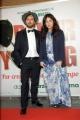 Foto/IPP/Gioia Botteghi 07/03/2016premier del film Forever Young, nella foto :  duo musicale Santa Margareth