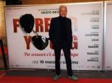 Foto/IPP/Gioia Botteghi 07/03/2016premier del film Forever Young, nella foto :  Carlo Rossella