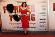 Foto/IPP/Gioia Botteghi 07/03/2016premier del film Forever Young, nella foto :  Lorenza Indovina