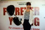 Foto/IPP/Gioia Botteghi 07/03/2016premier del film Forever Young, nella foto :  Stella Egitto