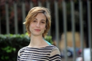 Foto/IPP/Gioia Botteghi 16/03/2016 presentazione della fiction Come fai sbagli, rai uno , nella foto: Francesca Inaudi