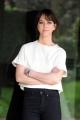 Foto/IPP/Gioia Botteghi 16/03/2016 presentazione della fiction Come fai sbagli, rai uno , nella foto: Caterina Guzzanti