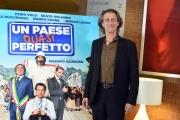 Foto/IPP/Gioia Botteghi 18/03/2016 presentazione del film UN PAESE QUASI PERFETTO, nella foto NANDO PAONE