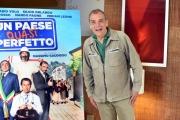 Foto/IPP/Gioia Botteghi 18/03/2016 presentazione del film UN PAESE QUASI PERFETTO, nella foto Il regista MASSIMO GAUDIOSO
