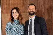 Foto/IPP/Gioia Botteghi 18/03/2016 presentazione del film UN PAESE QUASI PERFETTO, nella foto FABIO VOLO, MIRIAM LEONE