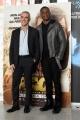Foto/IPP/Gioia Botteghi 21/03/2016 presentazione al coni del film RACE, l'attore protagonista STEPHAN JAMES il doppiatore Federico Buffa