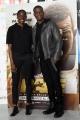 Foto/IPP/Gioia Botteghi 21/03/2016 presentazione al coni del film RACE, testimonial  FIONA MAY, l'attore protagonista STEPHAN JAMES