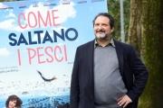 Foto/IPP/Gioia Botteghi 29/03/2016 presentazione del film COME SALTANO I PESCI nella foto: il regista Alessandro Valori