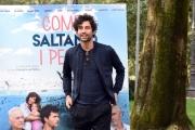 Foto/IPP/Gioia Botteghi 29/03/2016 presentazione del film COME SALTANO I PESCI nella foto: Simone Riccioni
