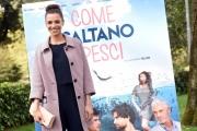 Foto/IPP/Gioia Botteghi 29/03/2016 presentazione del film COME SALTANO I PESCI nella foto: Marianna Di Martino