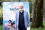 Foto/IPP/Gioia Botteghi 29/03/2016 presentazione del film COME SALTANO I PESCI nella foto: Giorgio Colangeli