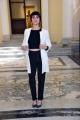 Foto/IPP/Gioia Botteghi 29/03/2016 presentazione dela fiction di canale 5,  FUOCO AMICOn ella foto :  Megan Montaner