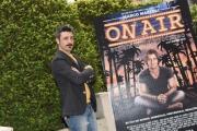 Foto/IPP/Gioia Botteghi 29/03/2016 presentazione del film ON AIR nella foto: Angelo Pintus