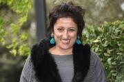 Foto/IPP/Gioia Botteghi 01/04/2016 Roma presentazione della Fiction UNA PALLOTTOLA NEL CUORE 2, in onda su raiuno, nella foto: Luciana De Falco