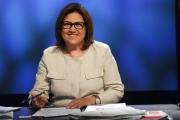 Foto/IPP/Gioia Botteghi 03/04/2016 Roma trasmissione in mezz'ora condotta da Lucia Annunziata, ospite Matteo Renzi