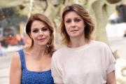 Foto/IPP/Gioia Botteghi 07/04/2016 Roma presentazione del film NEMICHE PER LA PELLE, nella foto: Claudia Gerini e Margherita Buy