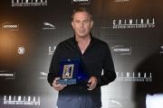 Foto/IPP/Gioia Botteghi 08/04/2016 Roma presentazione del film CRIMINAL, nella foto: KEVIN COSTNER premiato con il nastro D'argento