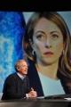 Foto/IPP/Gioia Botteghi 10/04/2016 Roma  Guido Bertolaso ospite di Lucia Annunziata